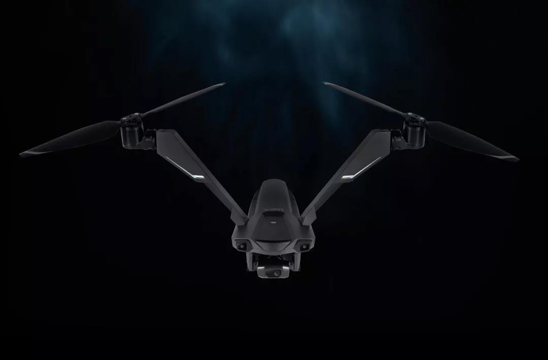 V型�p旋翼、50分��L�m航!零零科技V-Coptr Falcon�o人�C�@�G�l布